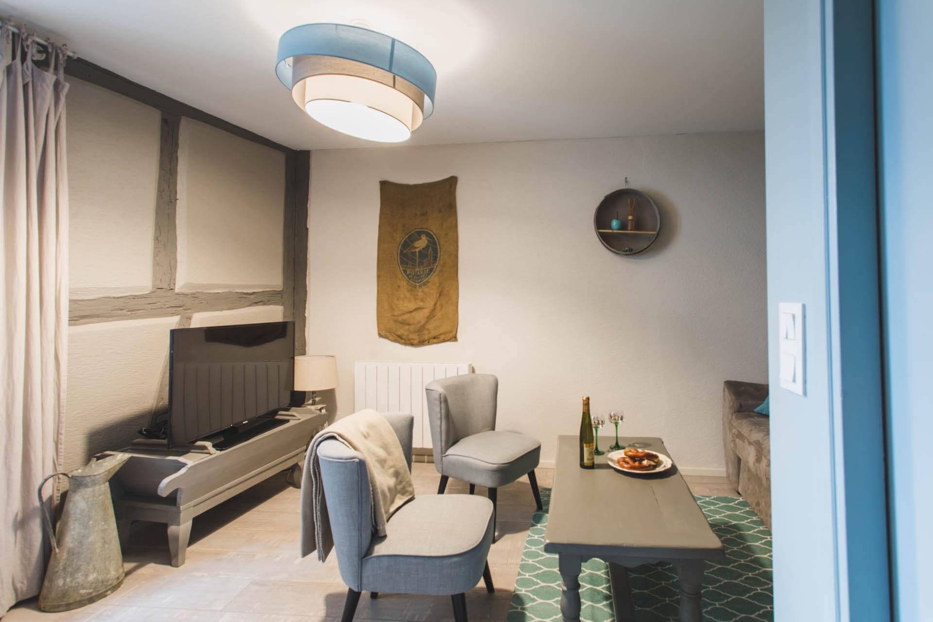 Hissla Alsace Holiday Apartments Riquewihr Colmar Strasbourg # Table Tv Design Coin